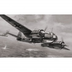 Maquette avion : Junkers Ju88A-4