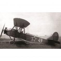 Maquette avion : Polikarpov Po-2