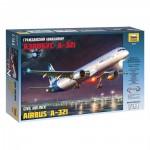 Maquette avion Airbus A-321