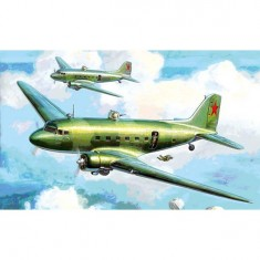 Maquette avion: Lisounov Li-2