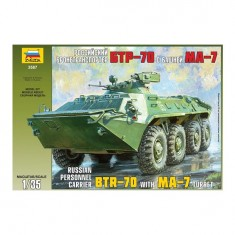 Maquette BTR-70 à tourelle MA7