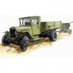 Maquette camion soviétique ZIS-5B