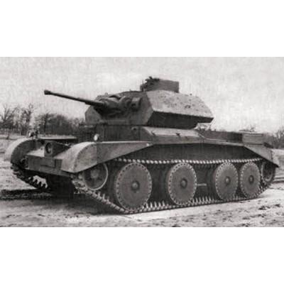 Maquette char : Crusader IV - Zvezda-6227