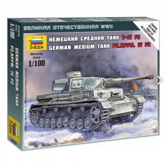 Maquette Char : Panzer IV Ausf.F2