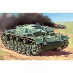 Maquette Char : Sturmgeschutz III Ausf.B