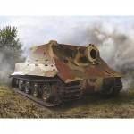 Maquette char : Tank allemand Sturmtiger