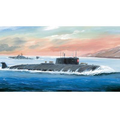 Maquette Sous-marin nucléaire Kursk - Zvezda-9007