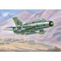 Maquette avion: MiG-21bis Soviet Fighter