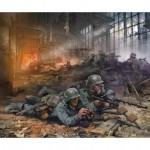Figurines 2ème Guerre Mondiale : Mitrailleurs allemands