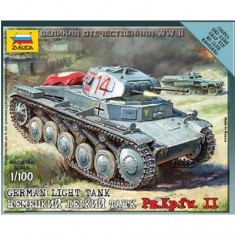 Maquette Char: German Panzer II