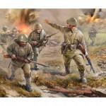Figurines 2ème Guerre Mondiale : Infanterie Soviétique 1941