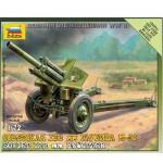 Maquette Obusier soviétique M30 122mm