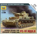 Maquette Char: Panzer IV AUSF.D