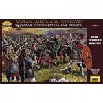 Figurines Infanterie auxiliaire Romaine