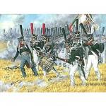 Figurines Guerres napoléoniennes: Infanterie lourde Russe 1812