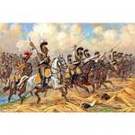 Figurines Guerres napoléoniennes: Cuirassiers Saxons 1810-1814