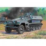 Maquette Half-track: Sd.Kfz.251/1 Ausf.B