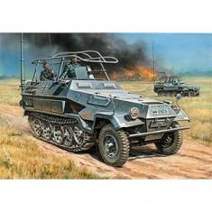 Maquette Half-track: Sd.Kfz.251/3 Ausf.B