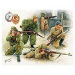 Figurines 2ème Guerre Mondiale : Tireurs d'élite soviétiques