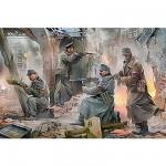 Figurines 2ème Guerre Mondiale : Soldats Allemands: Berlin 1945