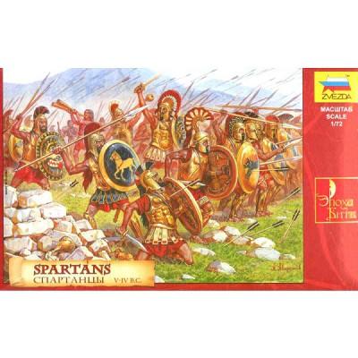 Figurines Spartiates - Zvezda-8068