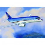 Maquette avion: Sukhoi Superjet 100