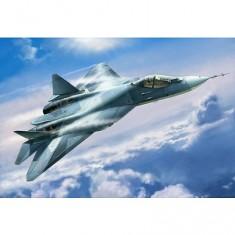 Maquette avion: Sukhoi T-50
