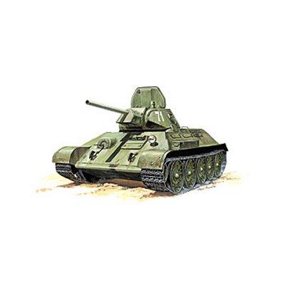 Maquette Charsoviétique T-34/76 Modèle 1942  - Zvezda-3535