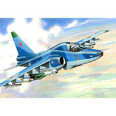Maquette avion : Tank Destroyer Su - 39 - Zvezda-7217