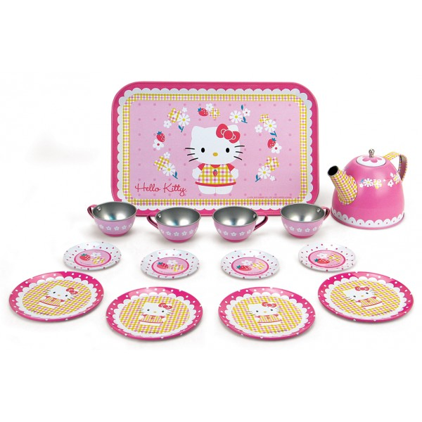Dinette métal Hello Kitty - Smoby-024592