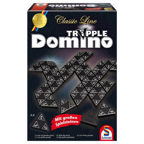 Tripple domino - Schmidt-49287