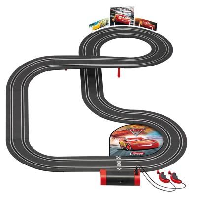 circuit de voitures carrera first cars 3 rue des maquettes. Black Bedroom Furniture Sets. Home Design Ideas