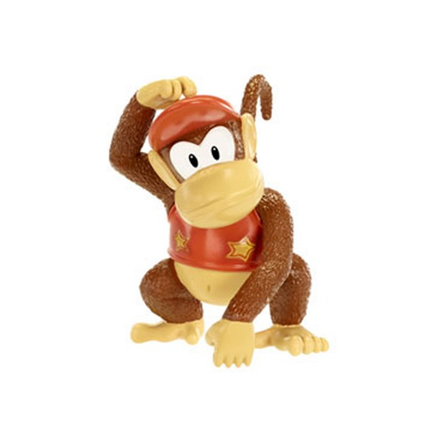 Mini figurine Nintendo serie 2 : Diddy Kong - Abysse-MFGNIN022-5