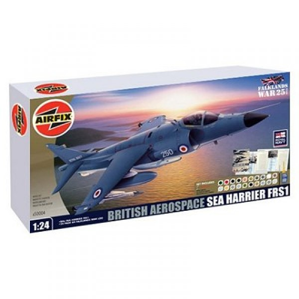 British Aerospace Sea Harrier FRS1  - Airfix-50004