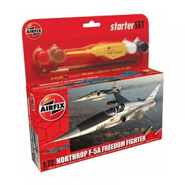 Maquette avion : Freedom Fighter  - Airfix-50081