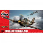 Maquette avion : Hawker Hurricane MkI