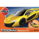 Maquette voiture : Quick Build : Mc Laren P1