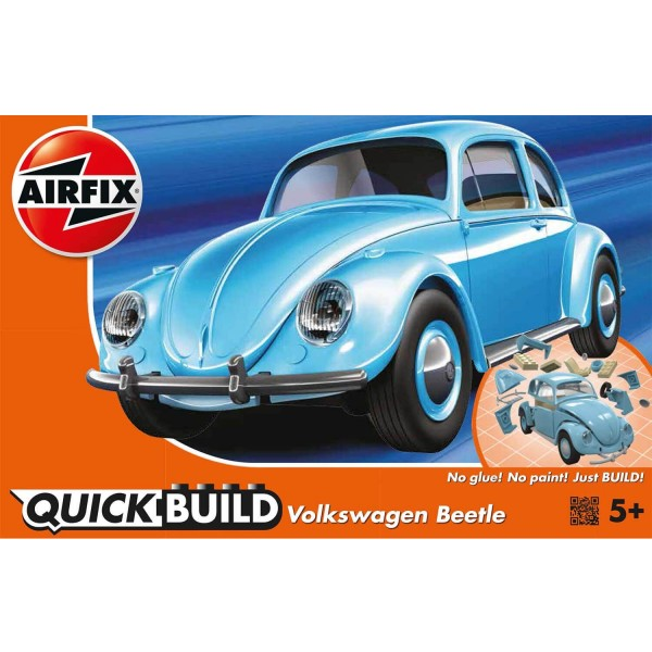 Maquette voiture : Quick Build : VW Beetle - Airfix-J6015