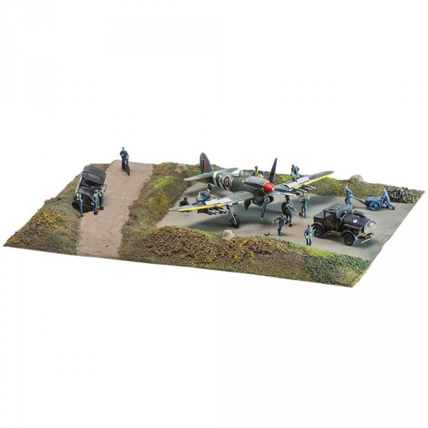 Diorama 1/72 : D-Day The Air Assault Gift Set : 75ème anniversaire - Airfix-A50157A