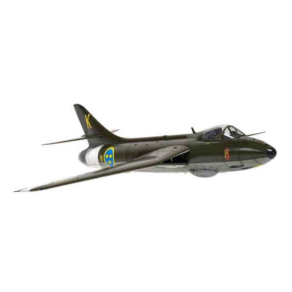 Maquette avion : Hawker Hunter F.4/F.5/J.34 - Airfix-A09189