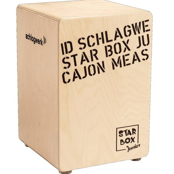Cajon Star Box - Algam-PSC CP400SB