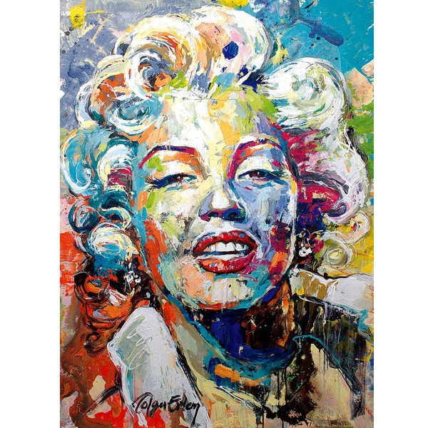 Puzzle 1000 pièces : Marilyn II - Anatolian-ANA1095