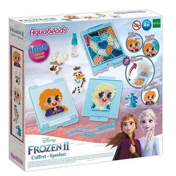 Aquabeads : Le coffret La Reine des Neiges 2 (Frozen 2) - Aquabeads-31592