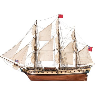 maquette bois marque artesania bateau hms surprise. Black Bedroom Furniture Sets. Home Design Ideas