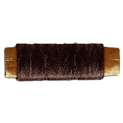 accessoire pour maquette de bateau en bois fil de coton marron 0 15 mm 40 m tres. Black Bedroom Furniture Sets. Home Design Ideas