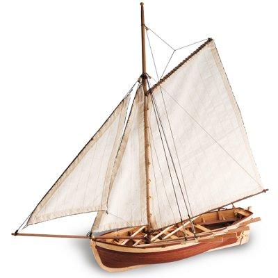 maquette bateau en bois h m s bounty 39 s jolly boat artesania rue des maquettes. Black Bedroom Furniture Sets. Home Design Ideas