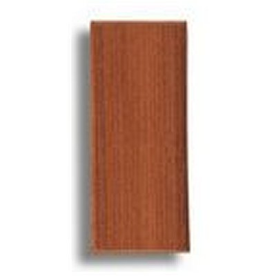 Socle pour maquette en bois sapelly 180 x 75 x 8 mm for Socle pour poele a bois