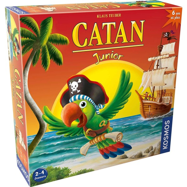 Catan Junior - Asmodee-FICATJU01