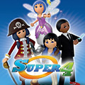 Super 4 Playmobil