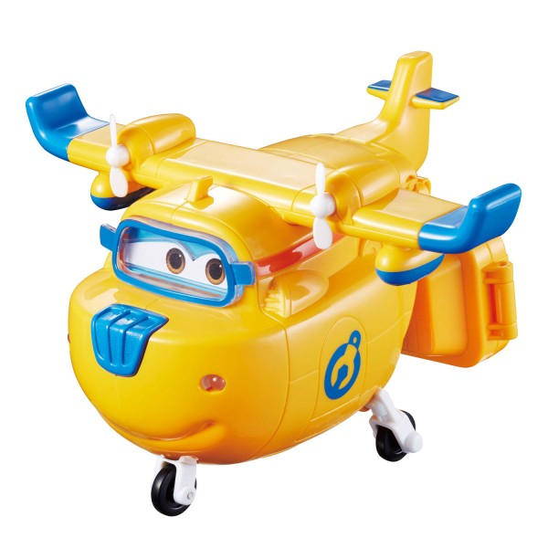 Véhicule Fly with Me Super Wings Tilt' Talk Donnie - Auldey-YW710400A-YW710420